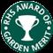 Премия RHS за заслуги в саду