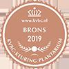 Бронзовая медаль Plantarium 2019