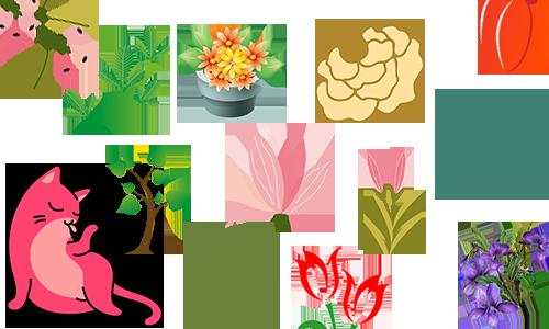 Все растения